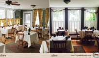 The Dorset inn dining room
