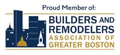 Proud Member of: Builders and Remodellers Association of Greater Boston